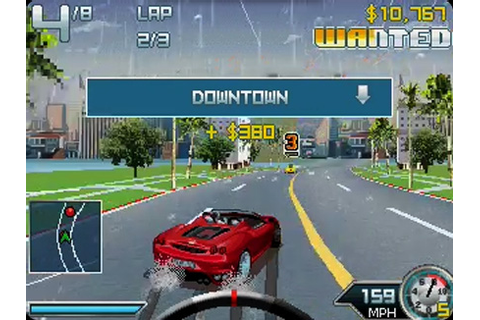 Apple - Games - iPod - Asphalt 4: Elite Racing