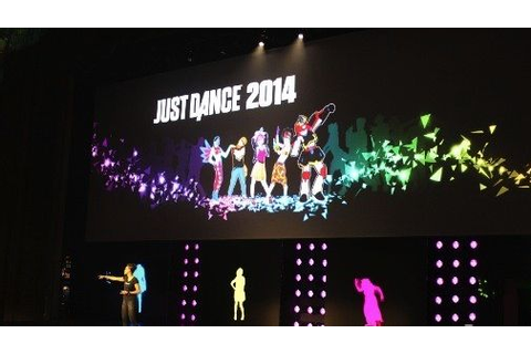 Just Dance 2014 Announced for Current and Next Gen ...