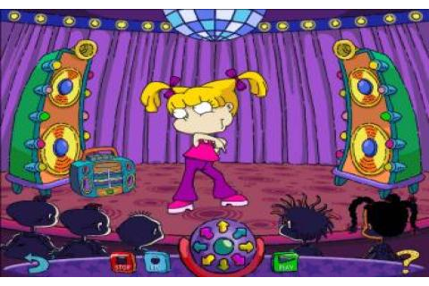 Rugrats Totally Angelica Boredom Buster download PC