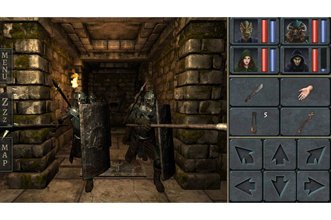 Acclaimed RPG Legend of Grimrock comes to iPhone