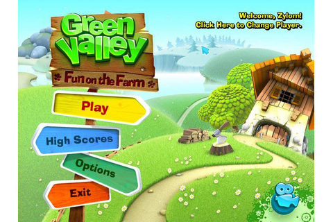 Green Valley - Fun on the Farm | GameHouse