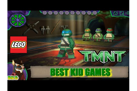 LEGO Teenage Mutant Ninja Turtles Gameplay Episode - Best ...
