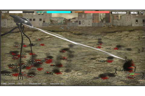 War Of Worlds Tripod Game: full version free software ...