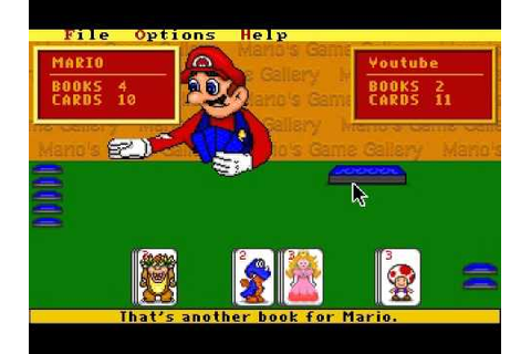 Mario's Game Gallery Longplay - YouTube