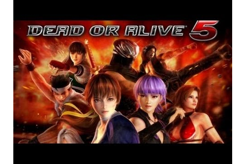 PS Vita - Dead or Alive 5 Plus - Fights Request (Hayate ...