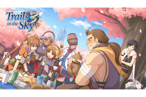 The Legend of Heroes: Trails in the Sky the 3rd - Tai game ...