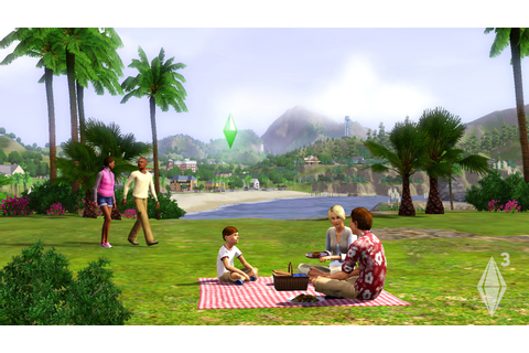 World Games: The Sims 3