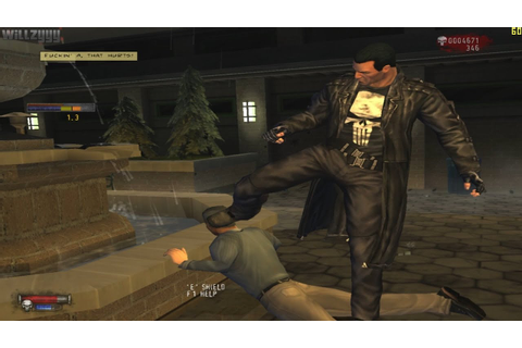 Ronan Elektron: Free Download Game The Punisher PC Full ...