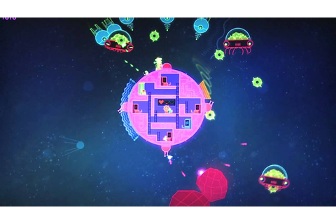 IGF 2013: Lovers in a Dangerous Spacetime - Gameplay Demo ...