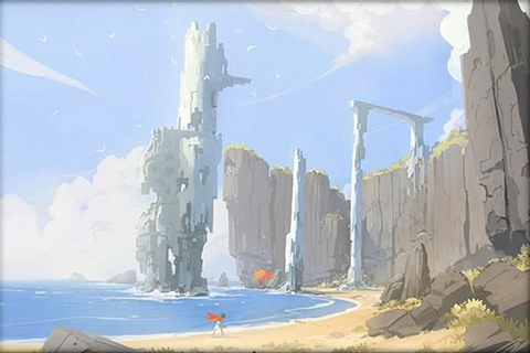 PS4 Exclusive Rime Gets Some Lovely Artwork and a Screenshot