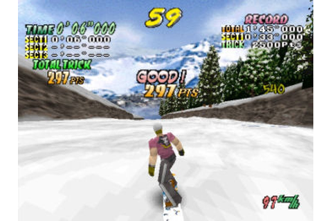 Cool Boarders 2 (1997) by UEP Systems for PS1