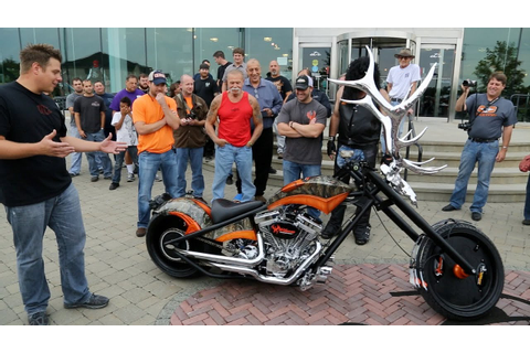 Wildgame Innovations Teams Up With Orange County Choppers ...
