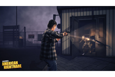 Backwards-compatible Alan Wake bundled with Quantum Break ...