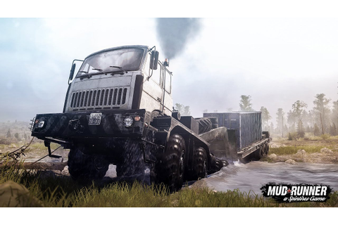 Spintires MudRunner The Valley Gameplay (PC) - YouTube