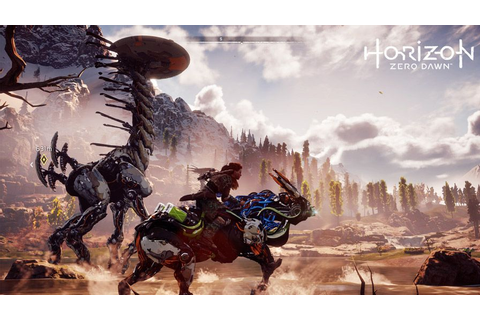 Análise | Horizon zero down, Game, Ja deu