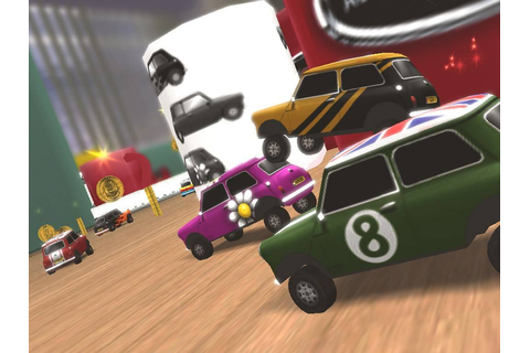Mini Desktop Racing Details - LaunchBox Games Database
