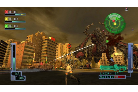Earth Defense Force 2017 Portable Review (Vita) :: Games ...