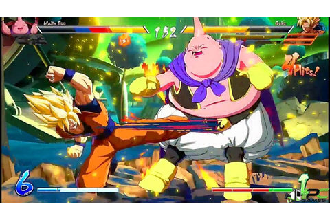 Dragon Ball Fighterz PC Game + DLCs v1.10 Free Download