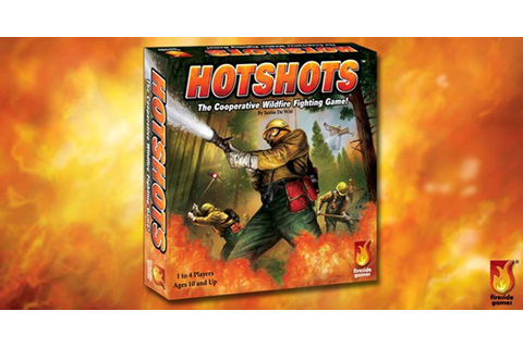 Hotshots Review - Board Gamers Anonymous