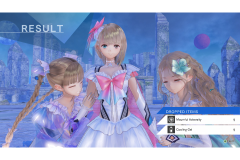 Blue Reflection PC Review | GameWatcher