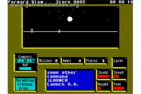 Academy: Tau Ceti II - Sinclair ZX Spectrum - Games Database