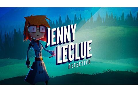 Jenny LeClue - Detectivu - Download - Free GoG PC Games