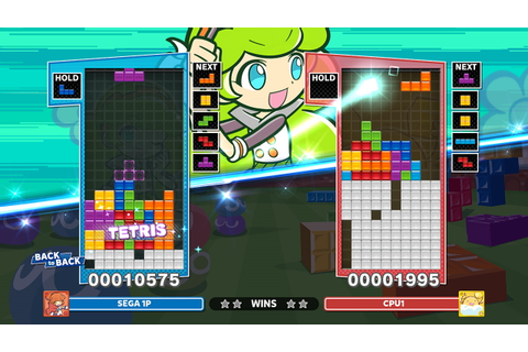 Puyo Puyo Tetris 2 Recensione | The Games Machine