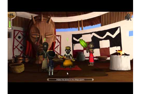 "Video Game ""Playing History 2: Slave Trade"" 