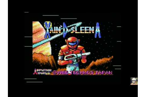 Xain'D Sleena Commodore 64 - Sputnik World, 2015 - YouTube