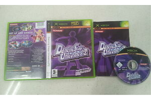 Dancing Stage Unleashed 2 Original Xbox Game PAL Complete ...