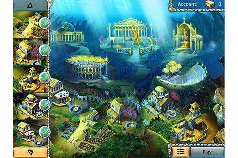 Jewel Legends: Atlantis > iPad, iPhone, Android, Mac & PC ...