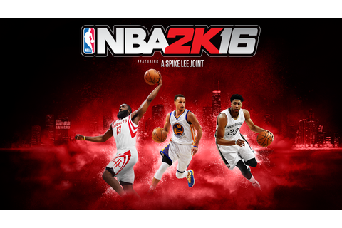 NBA 2K16 Game | PS4 - PlayStation