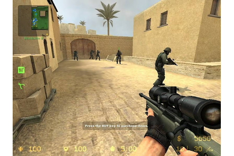 Counter Strike: Source Game - PC Full Version Free Download
