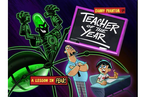 49 best images about Title Cards - Danny Phantom on ...