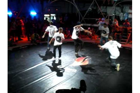 Z-Games 2010 Break Dance 2nd Place - YouTube