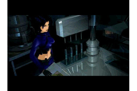 Fear Effect 2: Retro Helix Screenshots for PlayStation ...