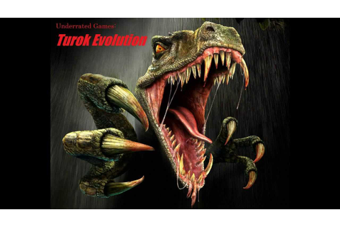Underrated Games - Turok Evolution Review - YouTube