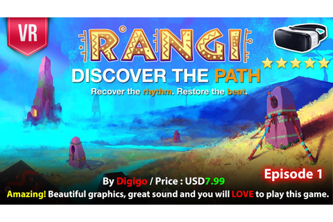 Rangi Gear VR - Amazing. Beautiful graphics and great ...