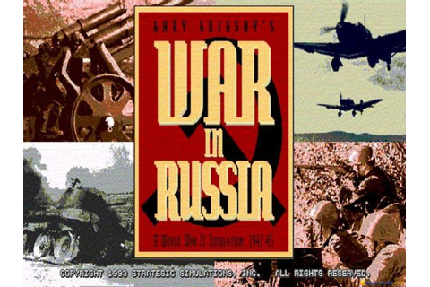 Gary Grigsby's War in Russia download PC