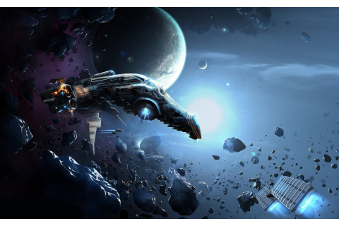 Spaceship Background Picture Wallpaper #2k1d0cxr | Space ...