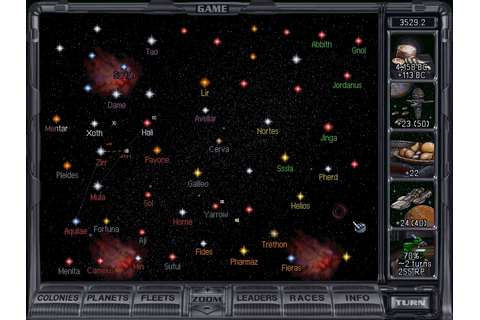 Download Master of Orion 2 Full PC Game