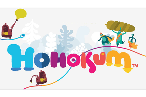 Hohokum PS4 - First Levels - YouTube