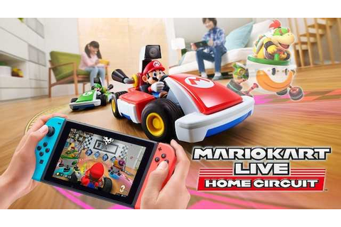 MARIO KART LIVE: HOME CIRCUIT Price Has Been Revealed By ...