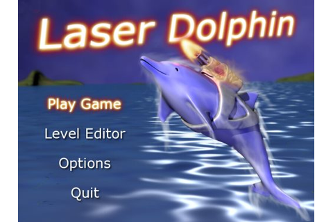 Laser Dolphin Official Site - Dingo Games