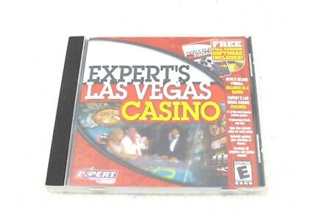 RARE Expert's Las Vegas Casino Bonus Software PC Game ...