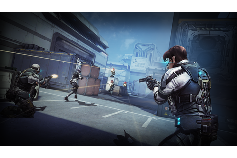 First Assault is a free-to-play Ghost in the Shell FPS ...