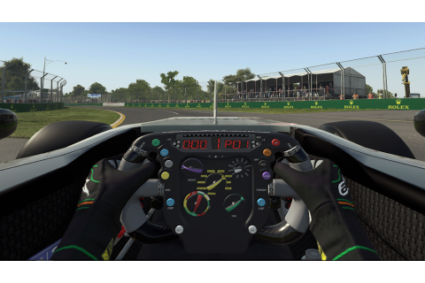 Realistic F1 Cockpit (UPDATE: F1 2017) — Codemasters Forums
