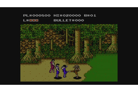 The Adventures of Bayou Billy (NES) News, Reviews, Trailer ...