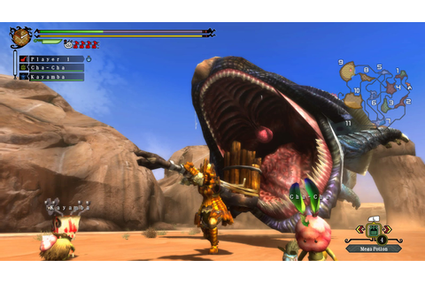 Monster Hunter 3 Ultimate (Video Game Review) - BioGamer Girl