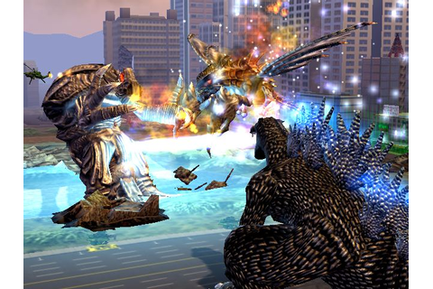 Download Game Godzilla - Save The Earth PS2 Full Vesion ...